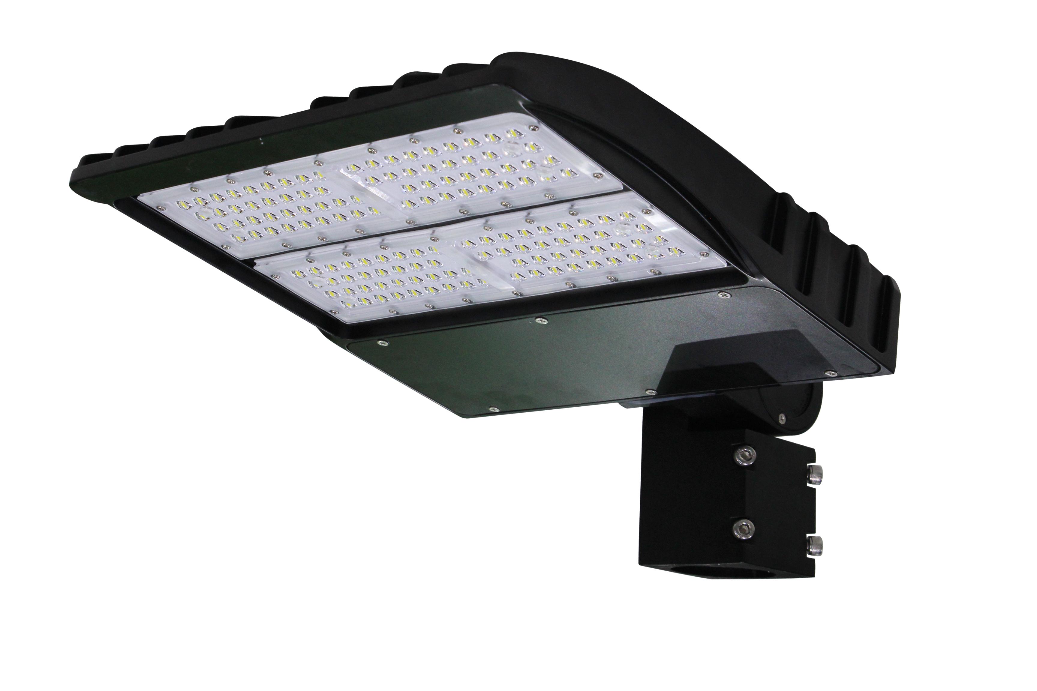 150 watt hi lumen led parking lot light