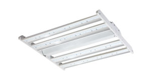 Economy Linear LED High Bay - 130 Watt, 18,850 Lumens, 5000K, 120-480 VAC, 2' x 2' Fixture Size