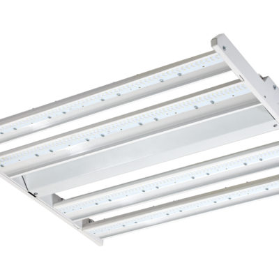 Economy Linear LED High Bay - 130 Watt, 18,850 Lumens, 5000K, 2' x 2' Fixture Size