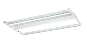 Economy Linear LED High Bay - 205 Watt, 29,725 Lumens, 5000K, 120-480 VAC, 2' x 2' Fixture Size