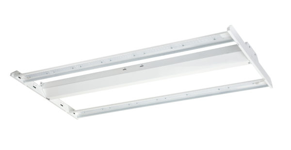 Economy Linear LED High Bay - 205 Watt, 29,725 Lumens, 5000K, 120-277 VAC, 2' x 2' Fixture Size