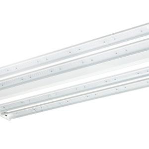 Economy Linear LED High Bay - 300 Watt, 43,500 Lumens, 5000K, 2' x 4' Fixture Size