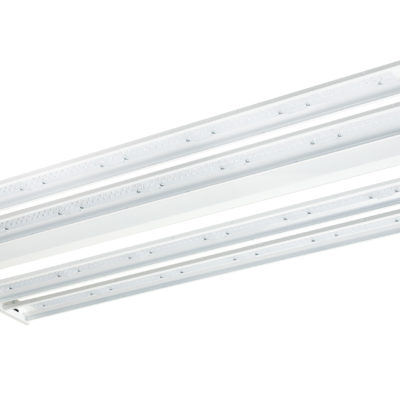 Economy Linear LED High Bay - 300 Watt, 43,500 Lumens, 5000K, 2' x 4' Fixture Size