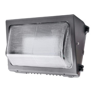 Standard Box LED Wall Pack - 80 Watt, 9,200 Lumens, 5000K