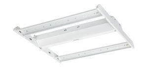 Economy Linear LED High Bay - 90 Watt, 13,000 Lumens, 5000K, 120-480 VAC, 2' x 2' Fixture Size