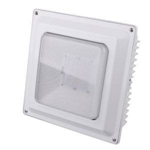 LED Canopy Light - 55 Watt, 6,900 Lumens, 5000K