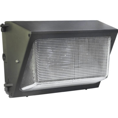 Standard Box LED Wall Pack - 60 Watt, 6,900 Lumens, 5000K